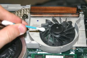 How to fix overheating laptop without taking it apart
