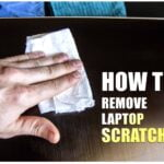 How to Remove Deep Scratches from Aluminum Laptop