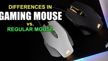 Differences in Gaming Mouses