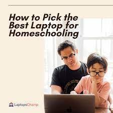 laptops for homeschooling