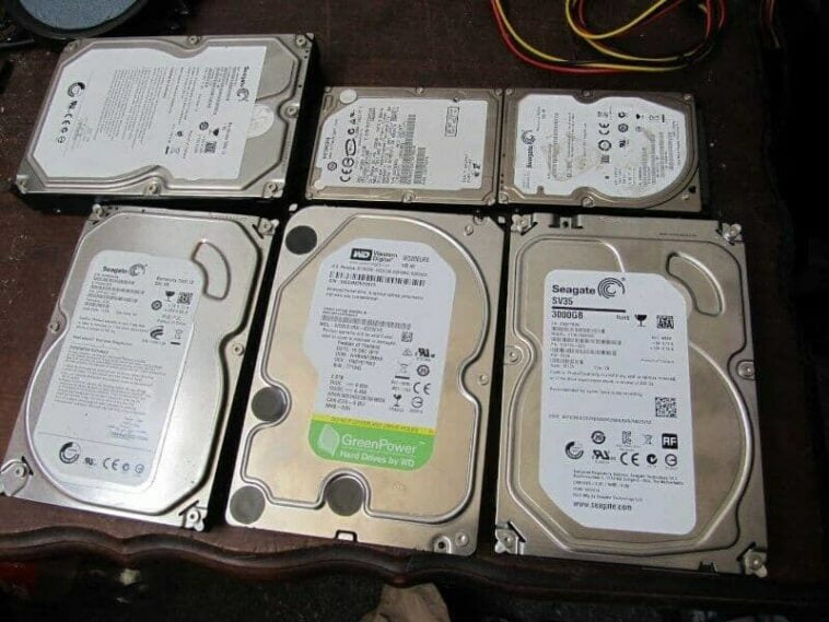 Can desktop hard drive be used for laptops