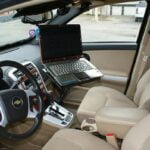Can i leave my laptop in the car in cold weather